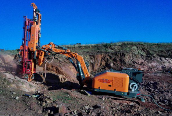 Skelair's new baby scores a hole in one  at Congleton Quarry