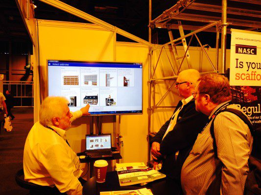 Double exhibition success for NASC and CISRS