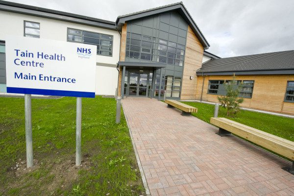 Tain Health Centre earns Morrison national award