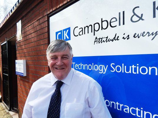 New Technical Director at Campbell & Kennedy