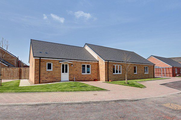 Mactaggart & Mickel Contracts hands over affordable housing development