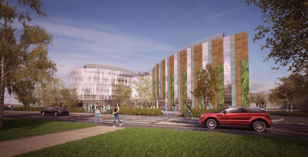Barr secures £32m Easter Bush Innovation Centre contract
