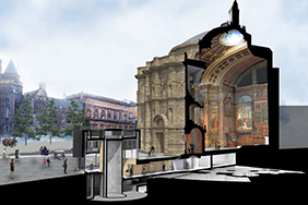 Interserve to restore historic Edinburgh building