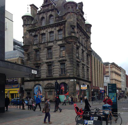 Glasgow building to get new lease of life