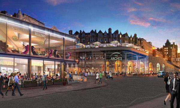 New Waverley to flourish 'underneath the arches'
