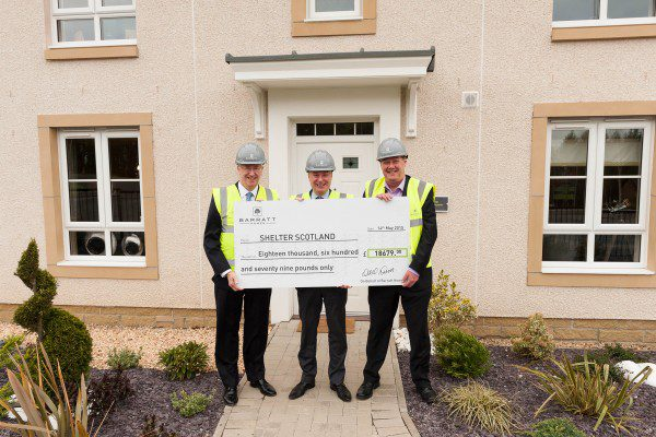 Building firm foundations to offer shelter