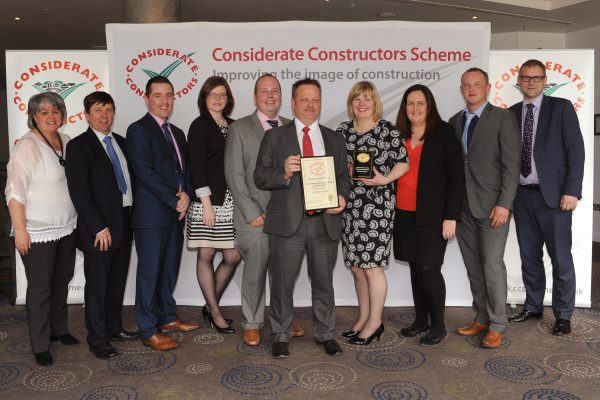 Landmark GRAHAM schemes named in top 1% of UK construction sites