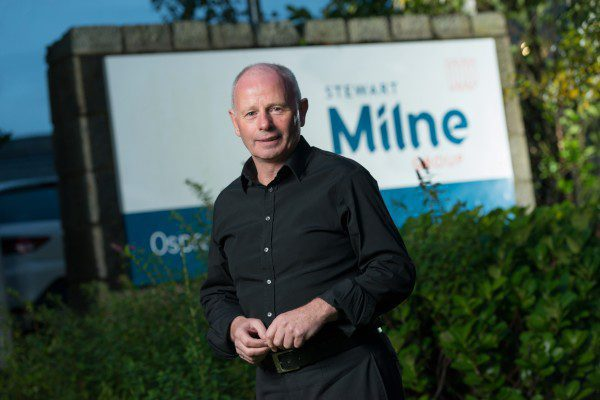 Stewart Milne Group to launch nine new developments as it marks 40 years