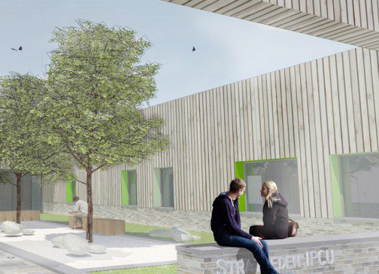 GRAHAM Construction chosen for two Scottish hospital projects
