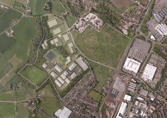 Application submitted for 'world-class' Scottish film and TV studio