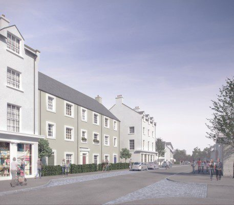 Plans submitted for new community of Grandhome