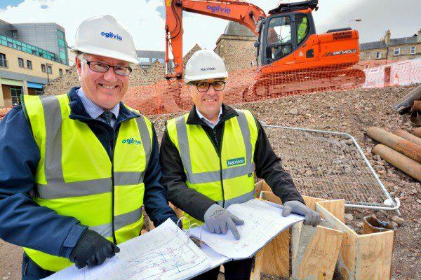 Ogilvie appointed to £23m Edinburgh student and retail scheme