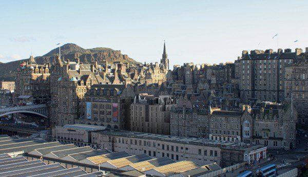 Luxury hotel approved for Edinburgh