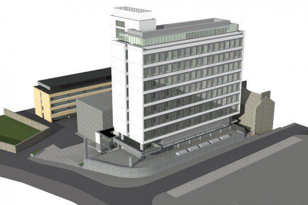 Refurbishment work starts on historic Edinburgh building