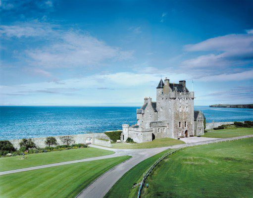 Three £Multi-million Scottish castles up for sale