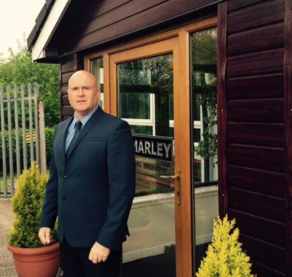 Marley names new MD