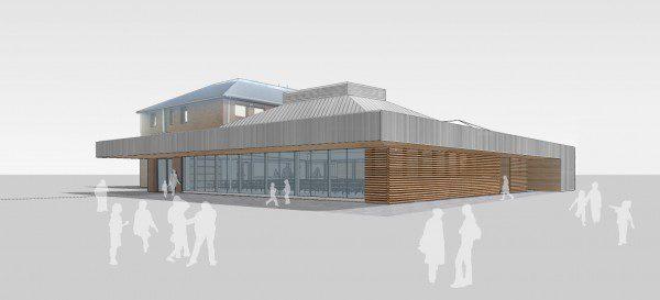 Work begins on prestigious Edinburgh school dining hall extension