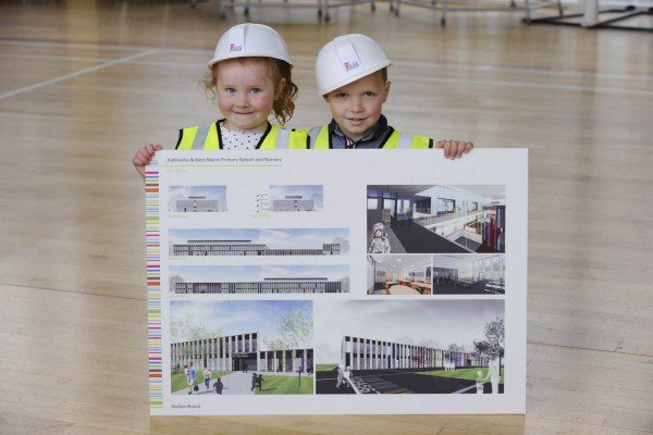 All under one roof: super campus for East Kilbride schools