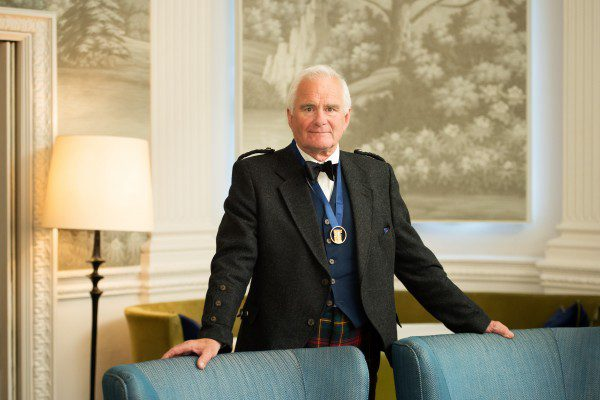 Lifetime Achievement Award for Professor Robin Webster