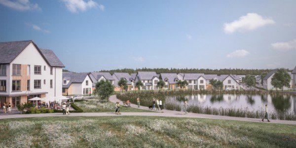 Plans unveiled for £1 billion Perth development