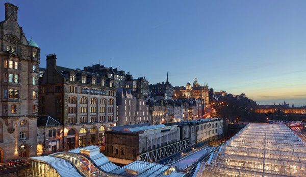 Four-star design hotel planned for Edinburgh's Old Town