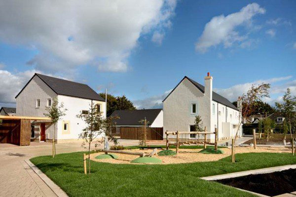 Innovation recognised at housing design awards