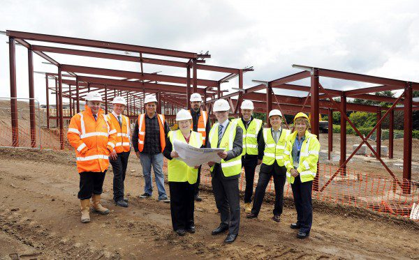 Ambitious Arbroath schools project takes shape