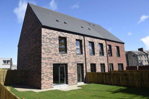 Silver lining for Edinburgh housing development