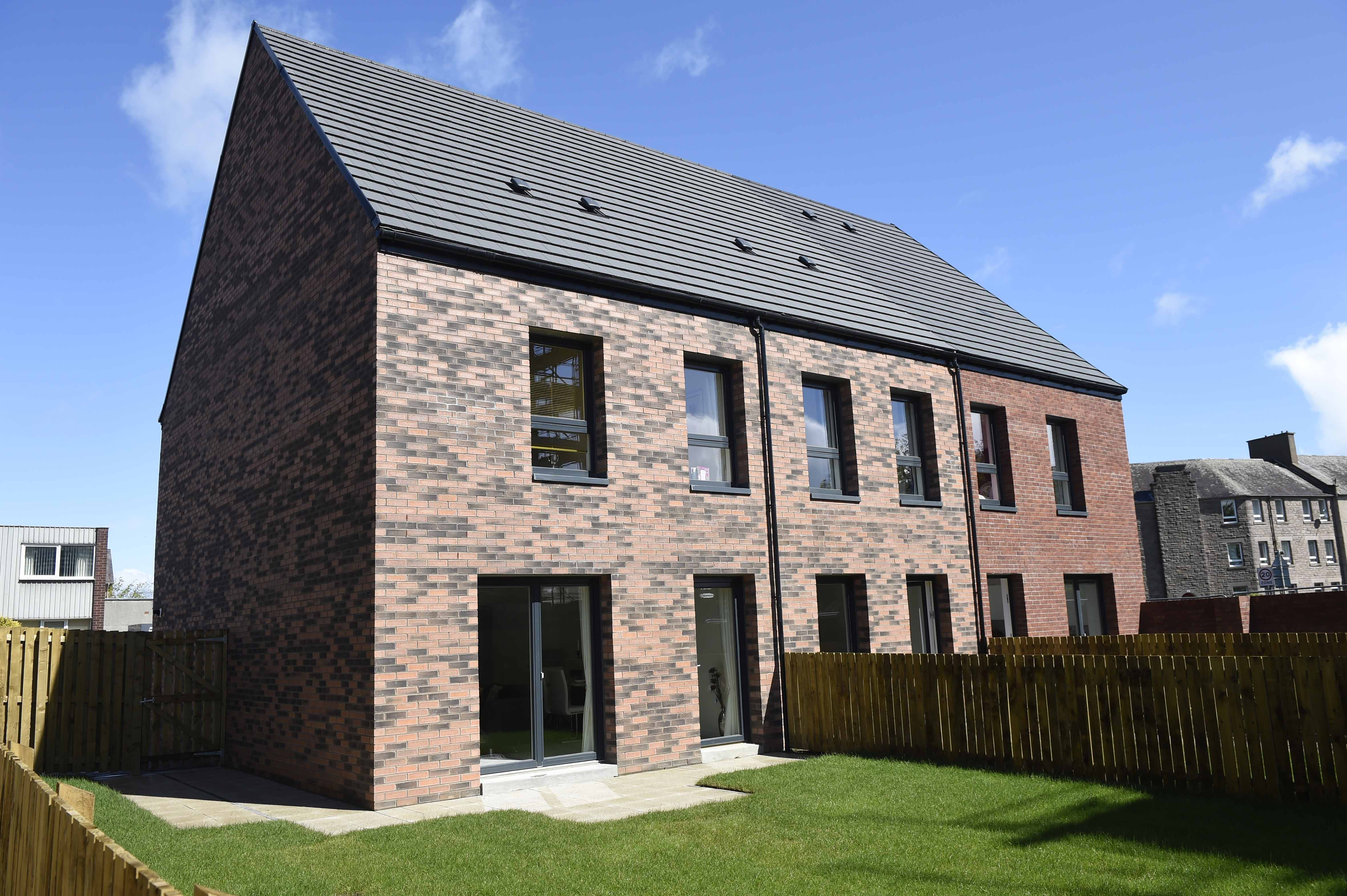 Silver lining for Edinburgh housing development | Project ...