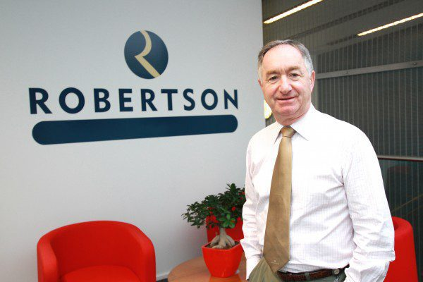 Robertson Group turnover to rise by a record 20%