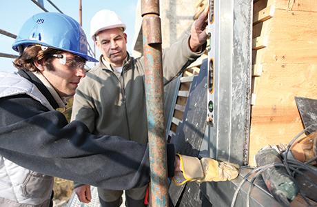 Scottish construction employment rises 5%