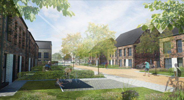 New milestone for Pennywell development