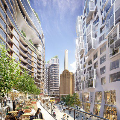 Bouygues secures £1 billion Battersea project