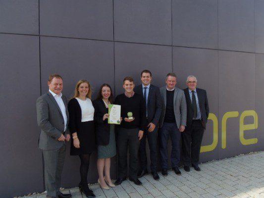 BRE Scotland wins big at Green Apple Awards