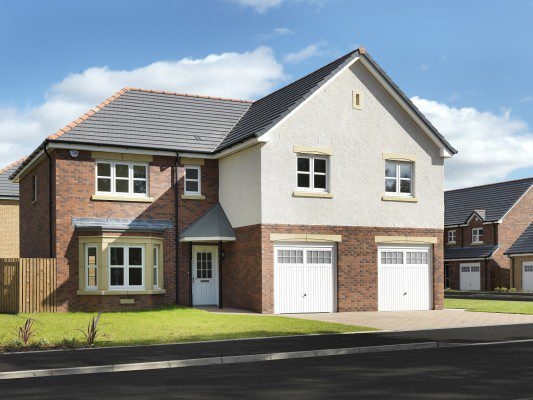 Miller Homes to build another 205 homes in Scotland