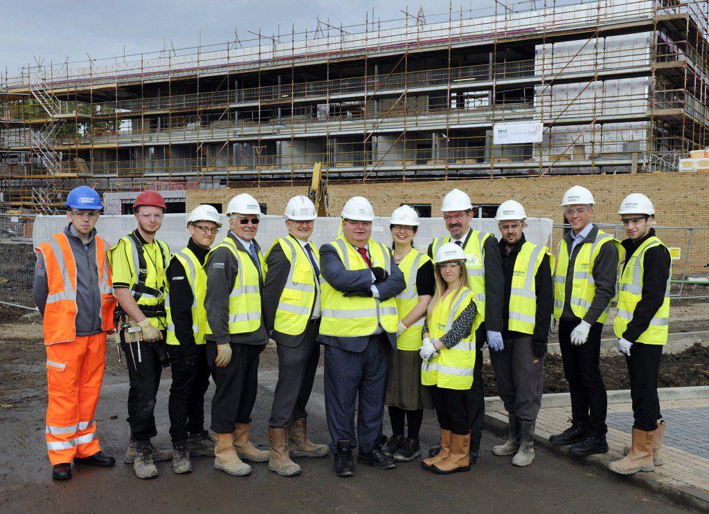 163 14m Centre Provides Jobs Boost Project Scotland