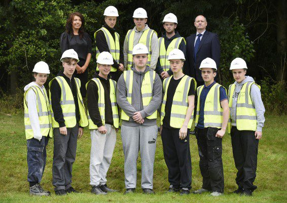Cruden maintains commitment to addressing skills gap
