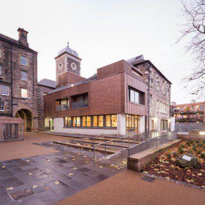GRAHAM-built ECCI building achieves BREEAM Outstanding rating
