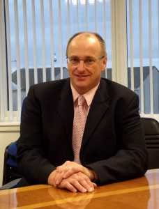 Ewan MacLeod, Head of Quantity Surveying Department