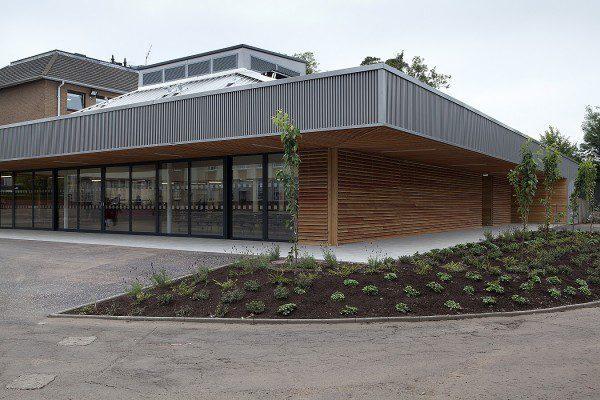 CCG completes prestigious school dining hall extension