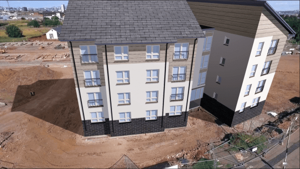 Cruden releases second phase of homes six months early