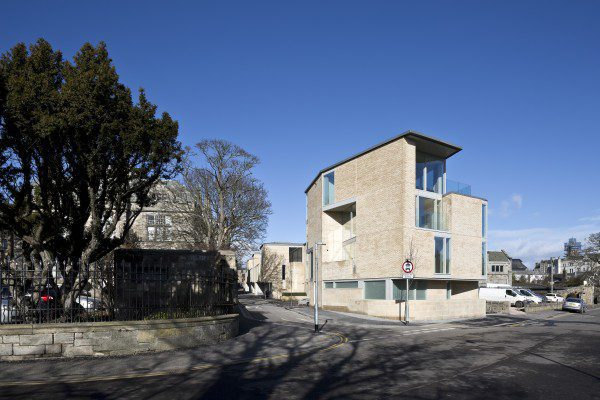 St Andrews development wins top architecture award