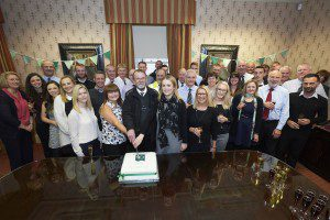 Tulloch 90th year launch and cake cutting