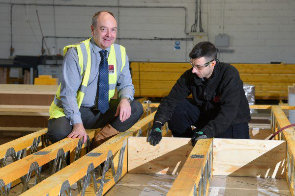 Investment gives Mactaggart & Mickel Timber Systems room to grow