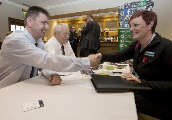 New relationships formed at 'Meet the Buyer' event