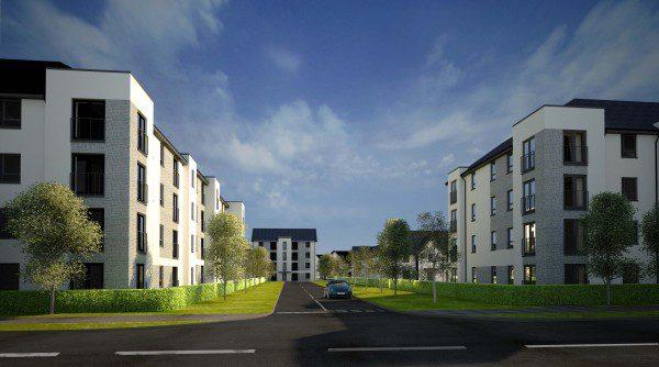 Barratt to deliver 40 affordable homes