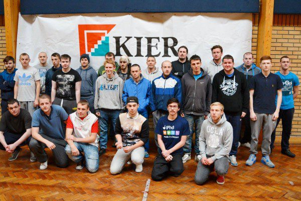Kier teams up with the Army to boost employment prospects
