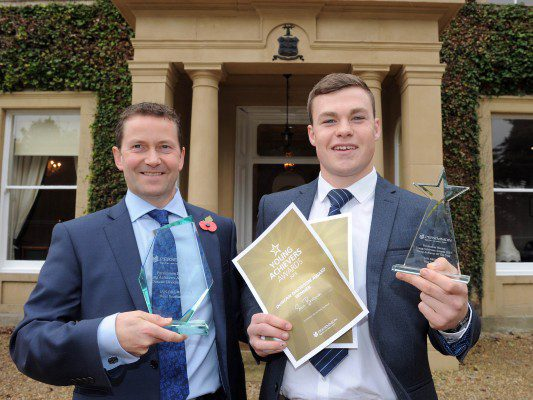 Young graduate builds a career with Persimmon