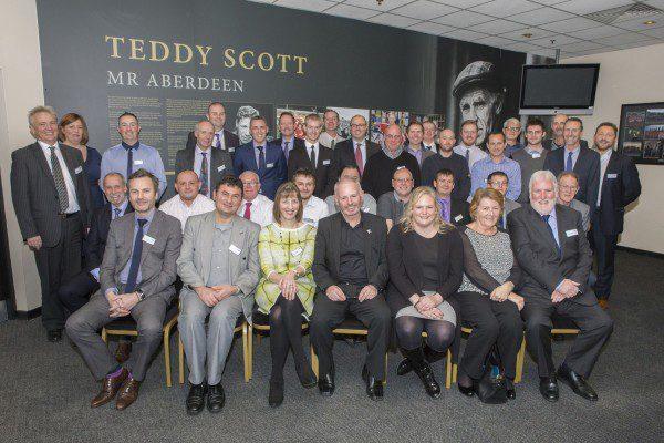Stewart Milne employees mark 500 years of loyalty