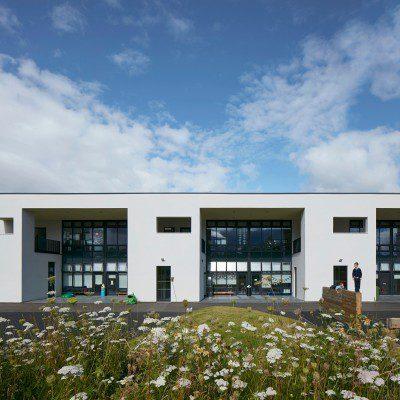 New school gives a glimpse into the future